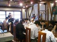 毎年夏に行われる金沢のまち博に参加しております